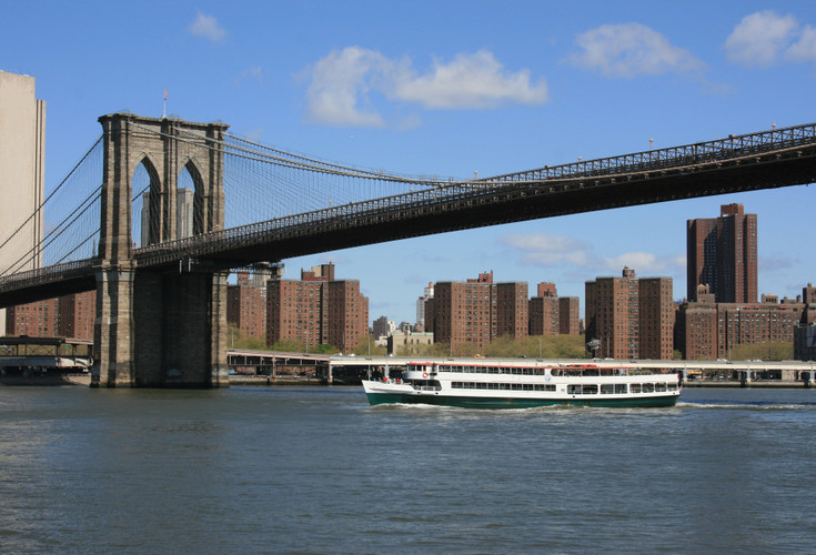 Circle Line New York Landmarks Cruise