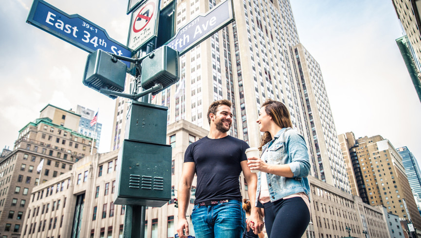 New York City Walking Tour Near a Midtown Manhattan Hotel | Westgate New York Grand Central