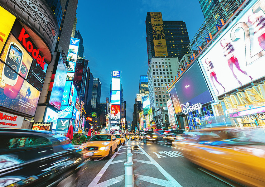 Times Square Night | Westgate New York Grand Central