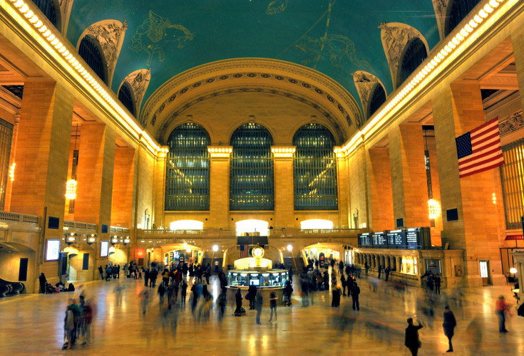 The Grand Central Terminal NYC