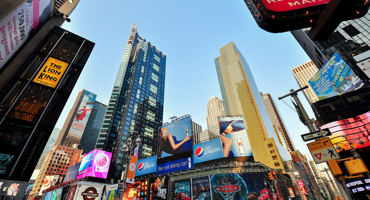 Times Square Midtown NYC   Westgate New York Grand Central