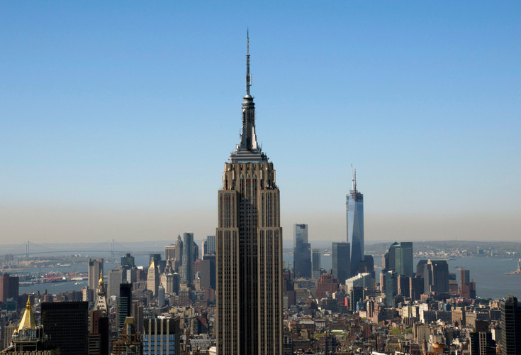 New York City Tourist Map & Transit