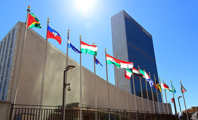 The United Nations In NYC