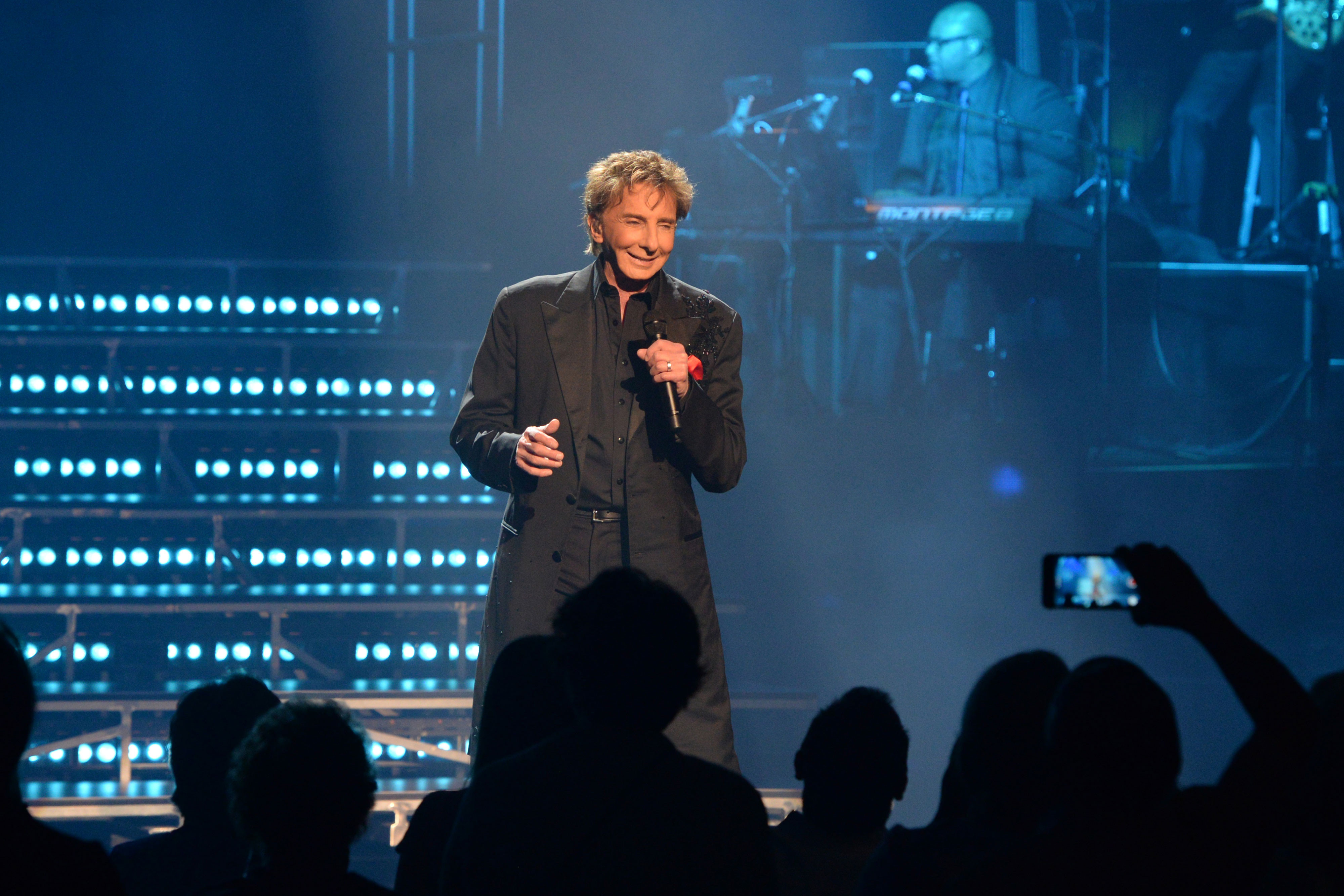 How much is the Barry Manilow show at Westgate Las Vegas?