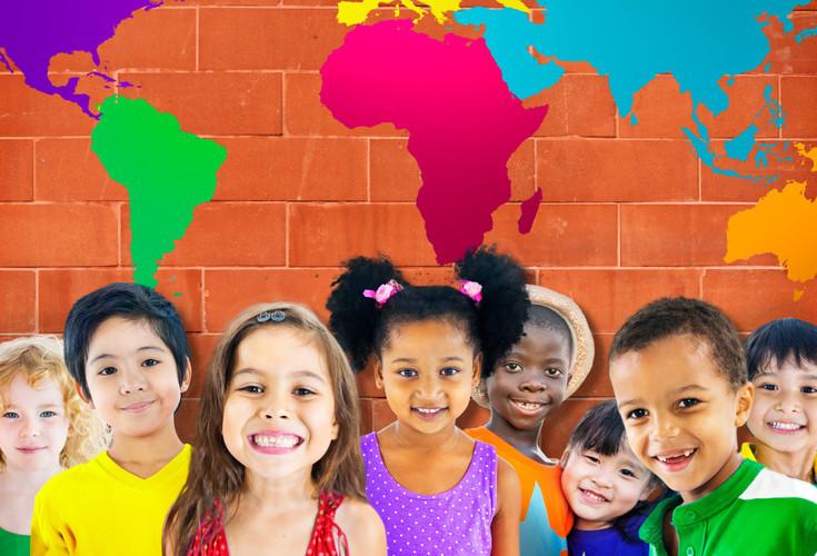 Children of the World Unite