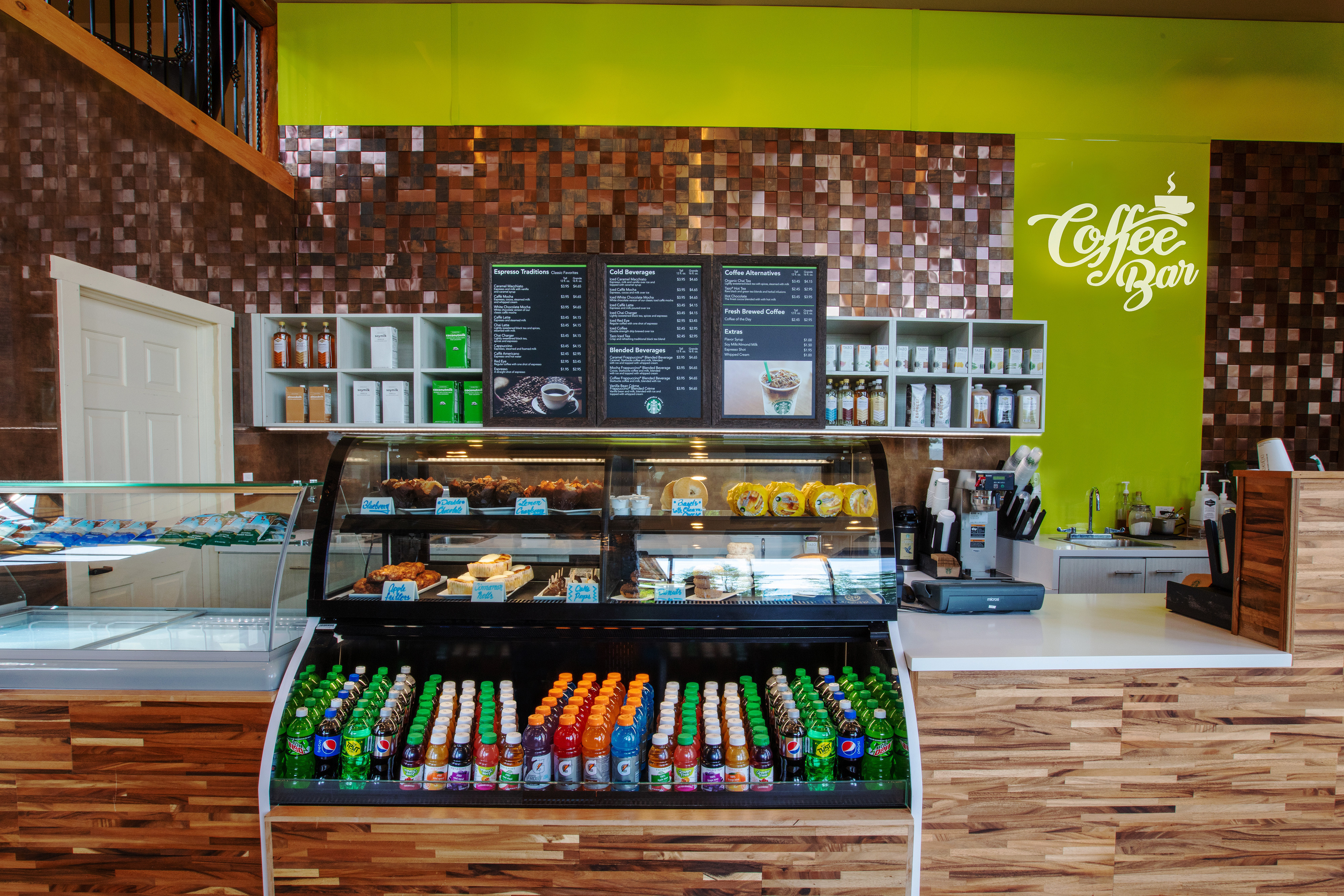 Warm up after a brisk trip to the slopes on your Park City ski vacation with the Coffee Bar at Westgate Park City Resort & Spa!
