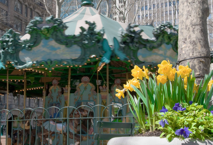 NYC Le Carrousel