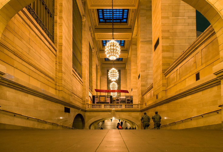 Whispering Gallery Grand Central Station NYC
