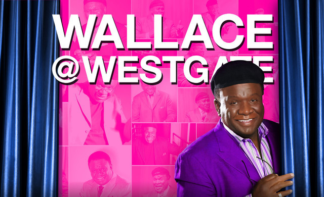 George Wallace at our hotel in Las Vegas Nevada! | Westgate Las Vegas Resort & Casino