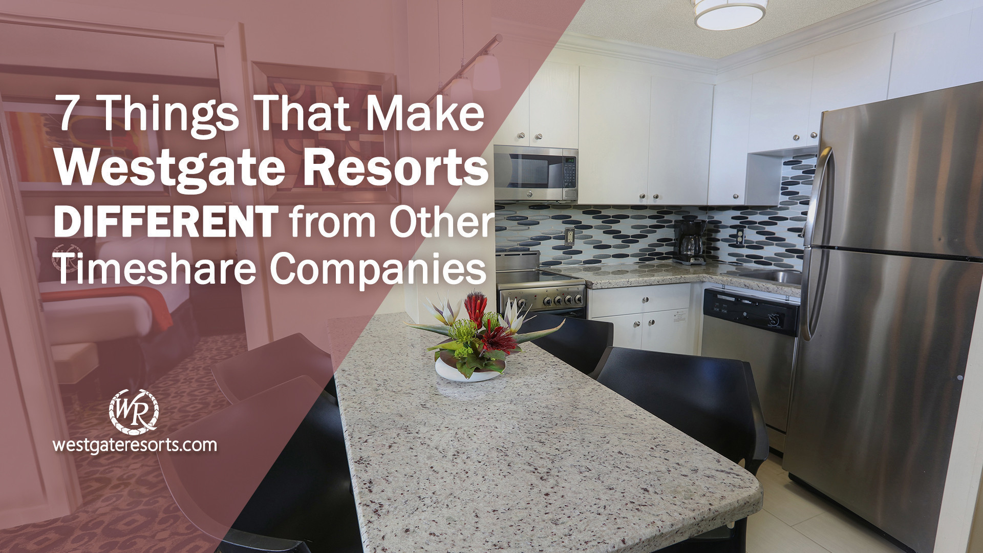 Westgate Resorts Versus Other Timeshare Companies | Westgate Timeshare