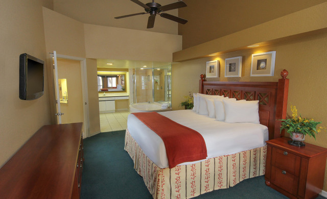 Kissimmee resort near Disney World | Our suite near Disney World