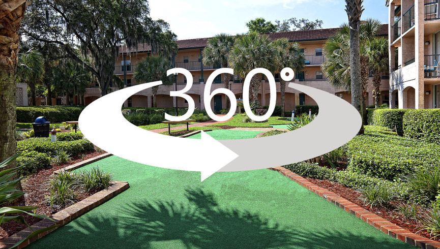 Virtual tour at our Lake Buena Vista Florida Resorts | Westgate Blue Tree Resort Lake Buena Vista | Resorts Near Sea World, Orlando, FL 32836
