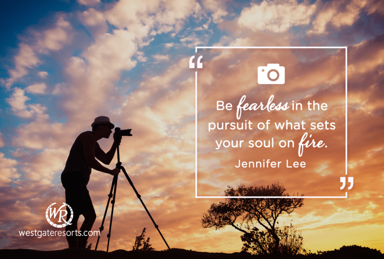 Be Fearless in the Pursuit of What Sets Your Soul on Fire | Jennifer Lee | Motivational Travel Quotes