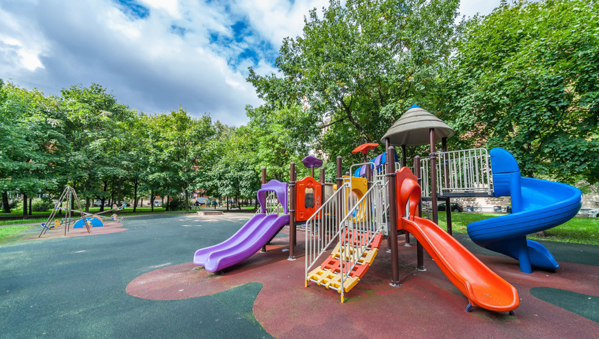 Police Officer Moira Ann Smith Playground   Westgate New York Grand Central