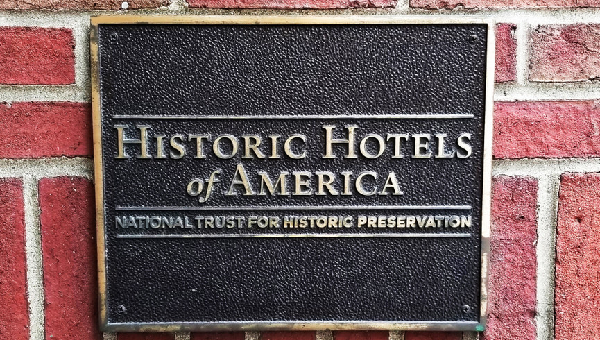Plaque for our Hotel Near Grand Central Station | Westgate New York Grand Central