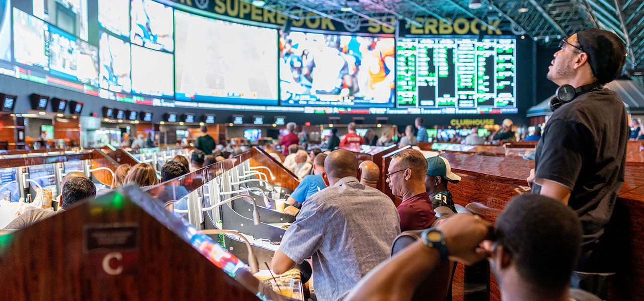 The World's Largest Las Vegas Sports Book | Westgate Las