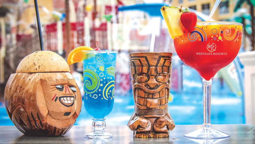 Ship Wreck Island Water Park Food | Westgate Vacation Villas Resort & Spa in Orlando Florida