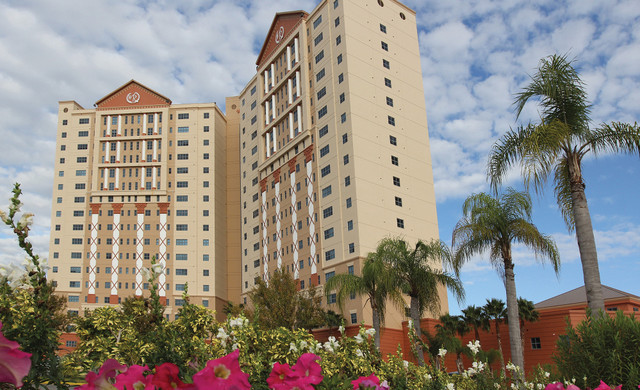 Westgate Palace Resort Overview in Orlando Florida | Resorts Near I Drive Orlando, FL | Westgate Palace Resort Near 32819