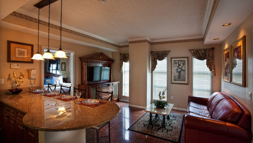 2 Bed Villa Photos of Orlando Florida Resorts | Westgate Palace Orlando | Hotels Near International Drive, Orlando, FL 32819