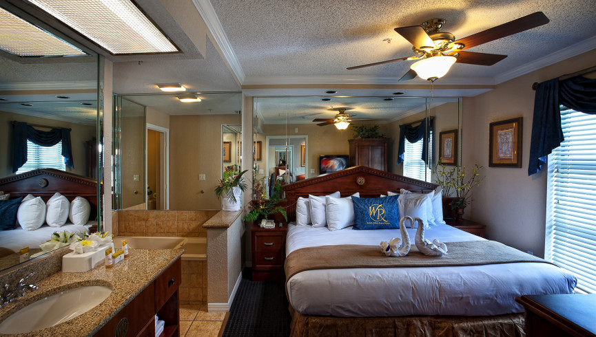 Room Photos of Orlando Florida Resorts | Westgate Palace Orlando | Hotels Near International Drive, Orlando, FL 32819