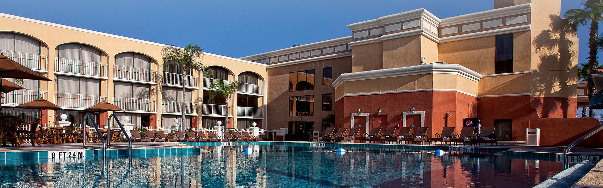 Overview Westgate Towers Resort In Orlando Florida