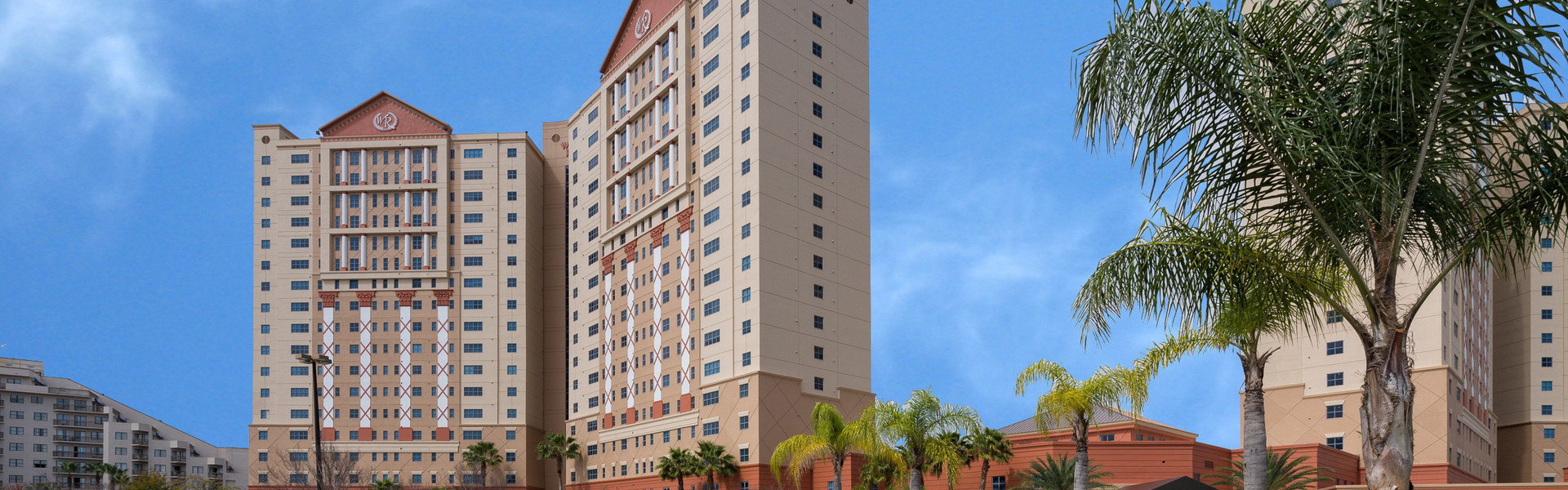 Westgate Palace Resort Overview in Orlando Florida   Resorts Near I Drive Orlando, FL   Westgate Palace Resort Near 32819