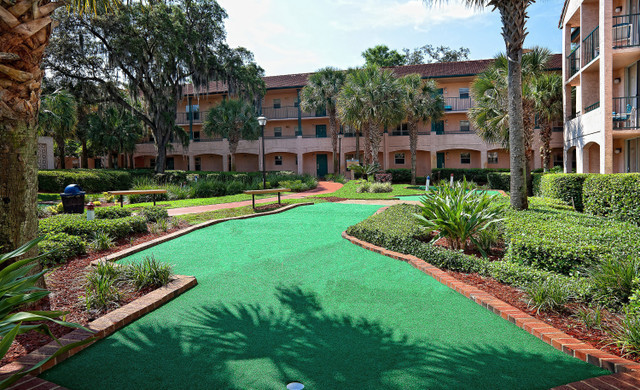 Golf at Westgate Blue Tree Resort in Lake Buena Vista Florida | Resorts Near Sea World, FL 32836 | Lake Buena Vista Hotels