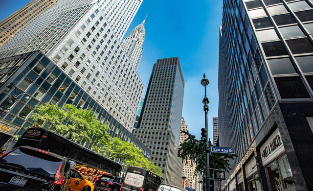 View of NYC close to Hotel Near Grand Central Terminal NYC   Westgate New York Grand Central