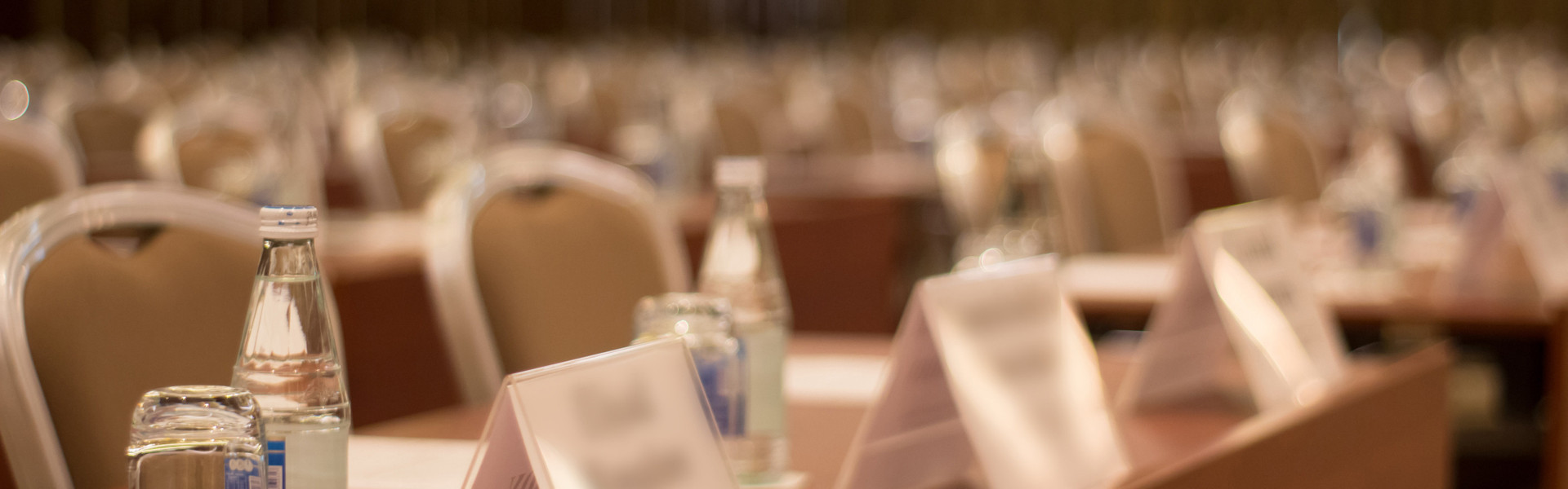 Setup for NYC group deal event at hotel Near Grand Central Terminal NYC | Westgate New York Grand Central Hotel