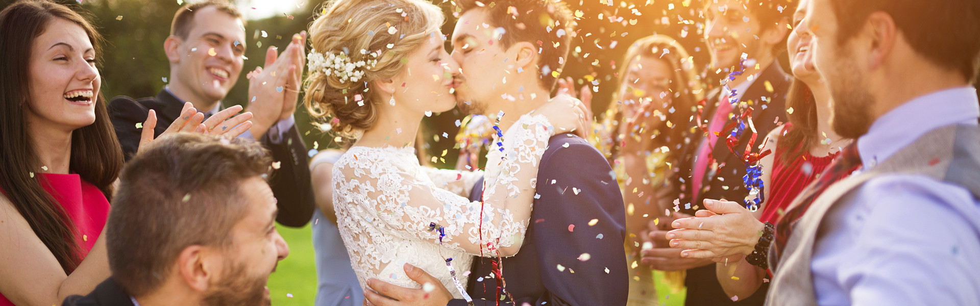 All Inclusive Wedding Packages In Las Vegas | Happy Couple