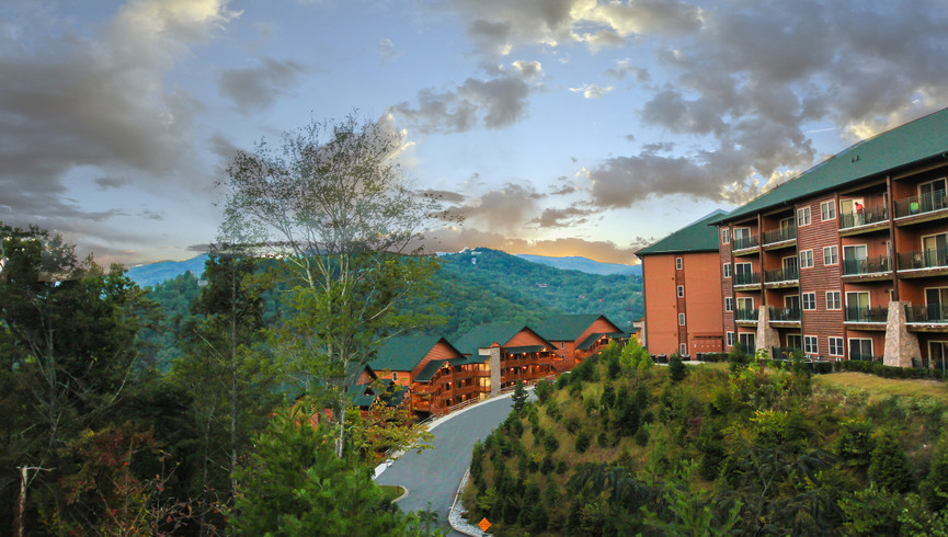 Gatlinburg Resort near the Smoky Mountains | Scenic Vistas