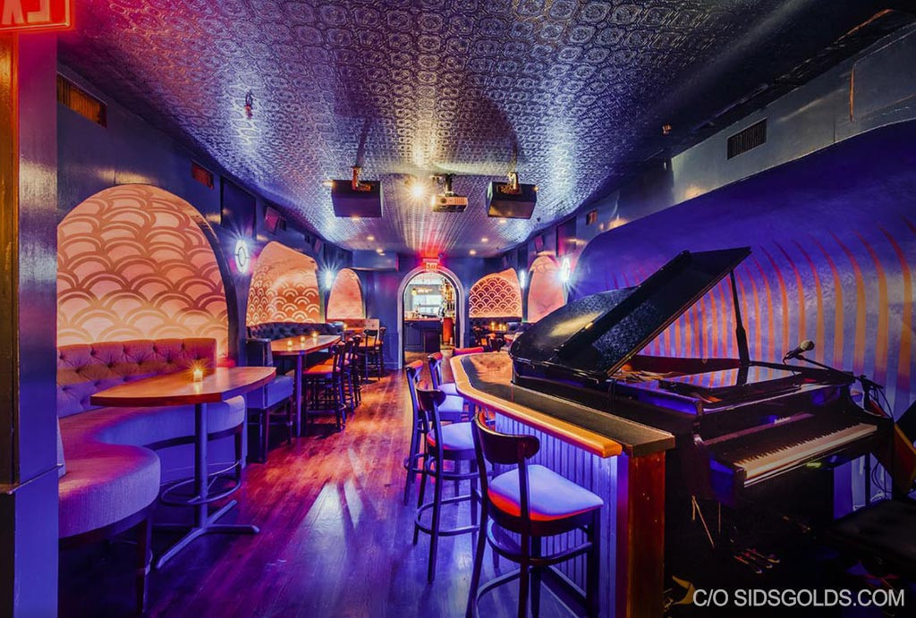 Sid's Gold Request Room Karaoke, NYC  | The 10 Best Karaoke Places in NYC! | Westgate New York City
