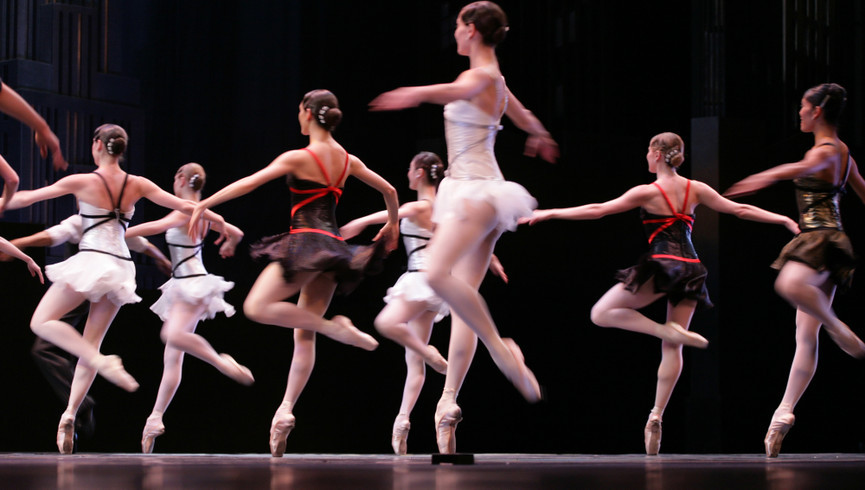New York City Ballet Schedule | Westgate New York Grand Central