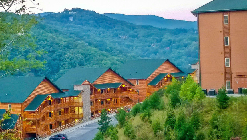 Gatlinburg Resort near the Smoky Mountains | Mountain Resort
