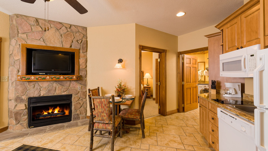 Gatlinburg Resort near the Smoky Mountains | Spacious Villas