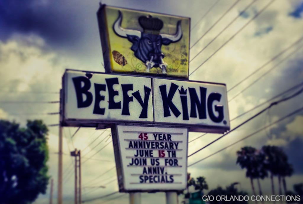 4 | Beefy King | The 12 Most Popular Hidden Haunts Near Orlando the Locals Won't Talk About! | Things to Do in Orlando, FL