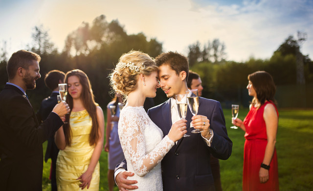 We Go All-In For Wedding Packages In Branson - Branson Outdoor Wedding