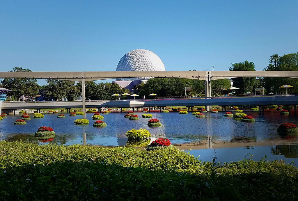 4 | Make EPCOT a Prime Choice | 6 Ways to Survive Theme Park Dining When You're a Paleo Family | Theme Park Tips