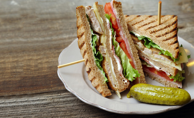 Marketplace at Our Gatlinburg Resort near the Smoky Mountains | Delicious Sandwich