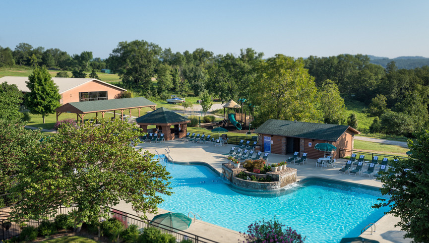 Westgate Branson Woods Resort Pool