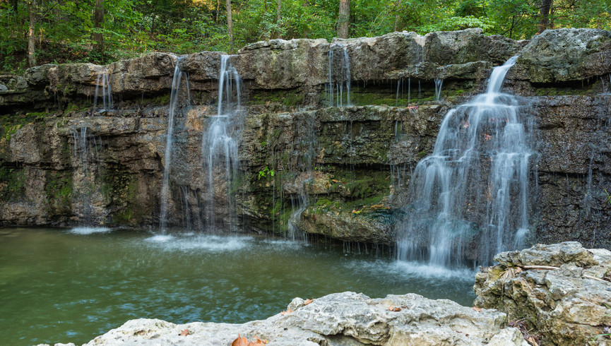Serene Beauty at Westgate Branson Woods Resort