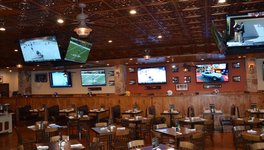 Drafts Sports Bar at Westgate Branson Woods Resort