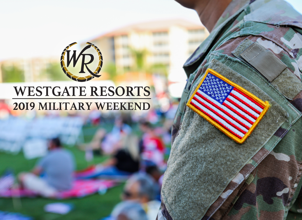 Free Vacations For Military Families | Westgate Salutes the Military