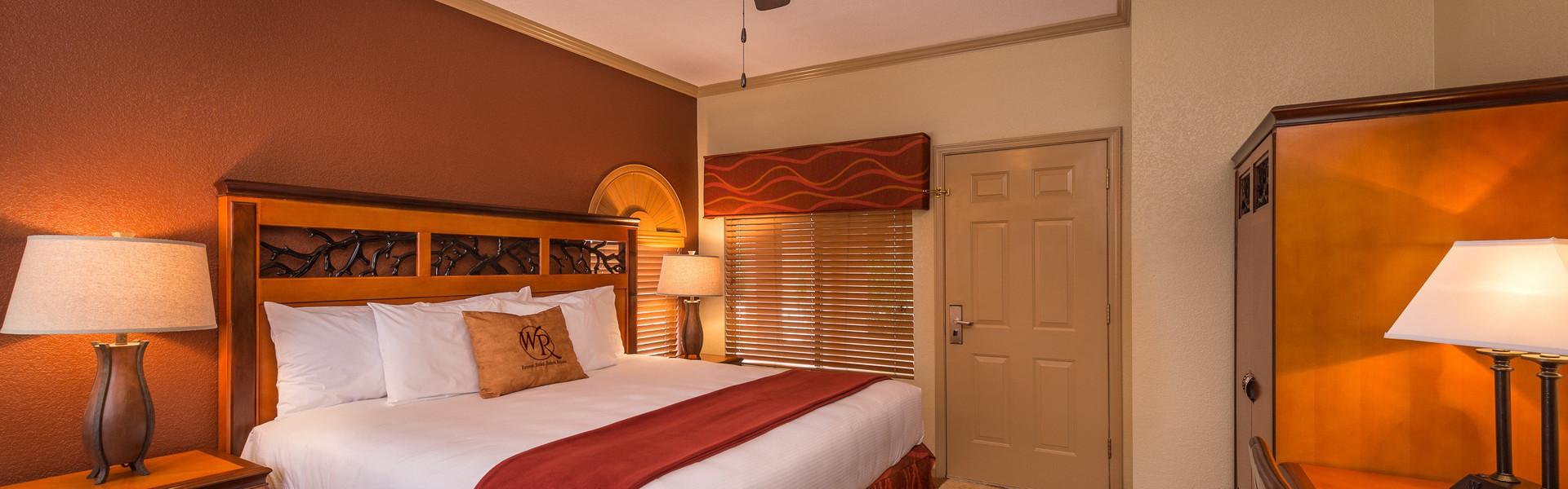 One-Bedroom Villa Hotel Space in Mesa, AZ | Westgate Painted Mountain Golf Resort