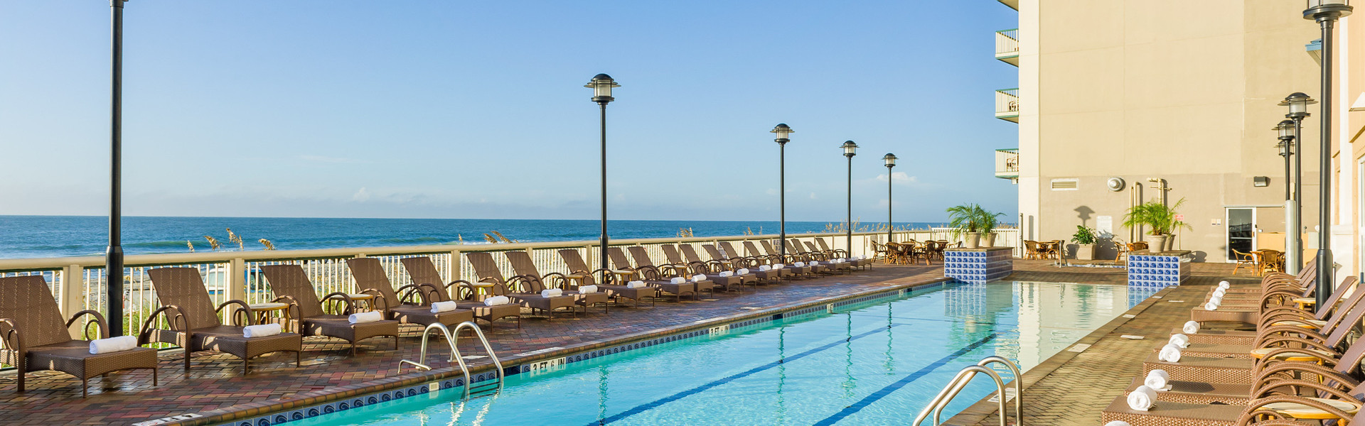 Reviews for our Myrtle Beach Resort and Oceanfront Hotel | Lap Pool
