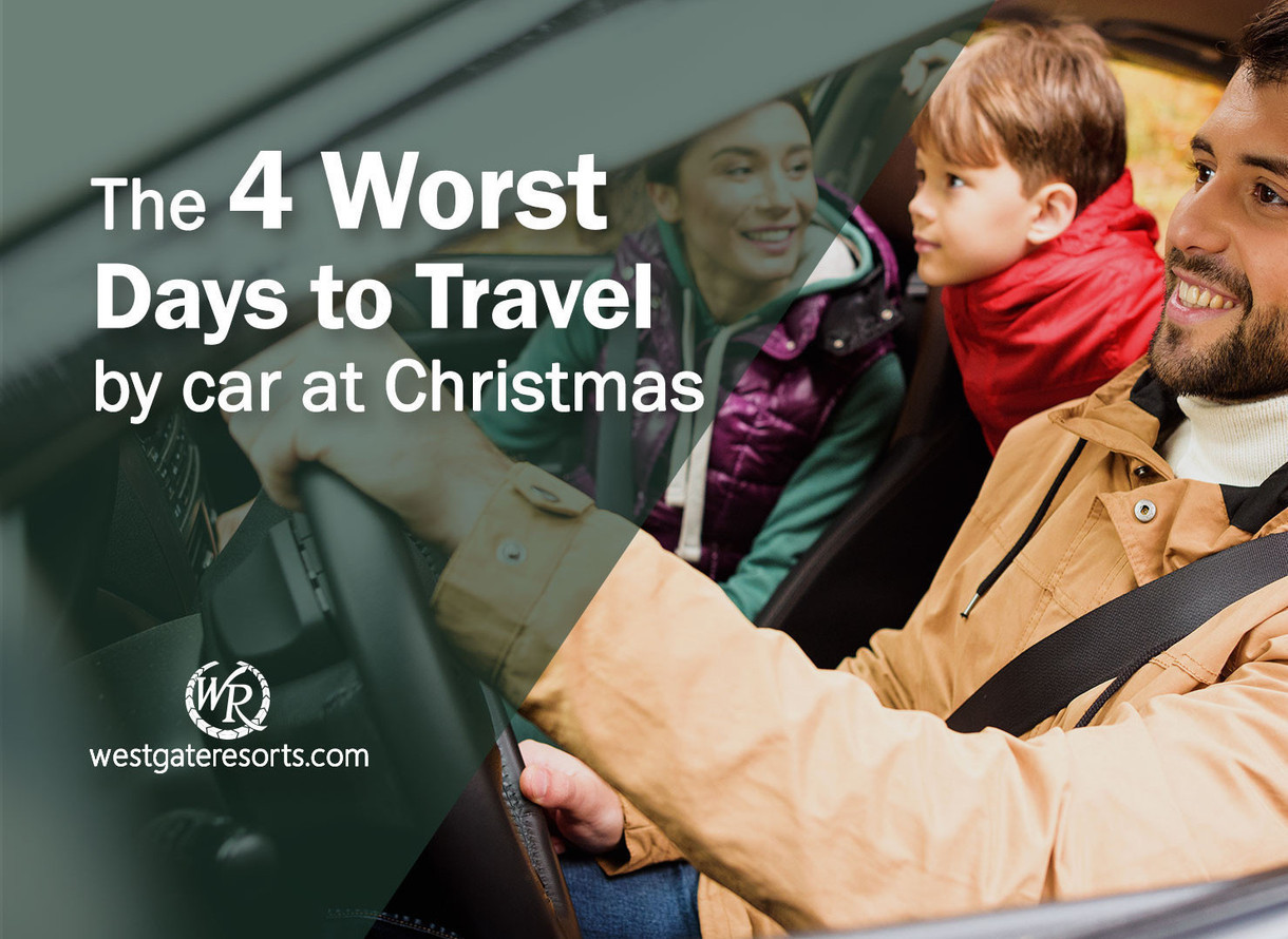 Busiest Travel Days Christmas 2020 The 4 Worst Days to Travel by Car at Christmas 2019 | Holiday