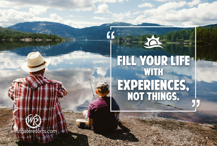 Fill Your Life With Experiences, Not Things | Motivational Travel Quotes
