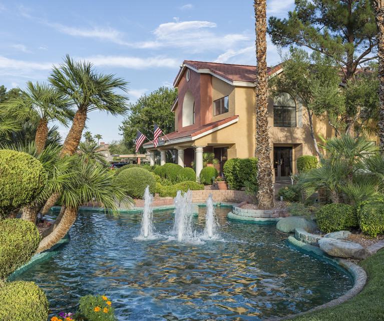 Westgate Flamingo Bay Resort In Las Vegas Las Vegas