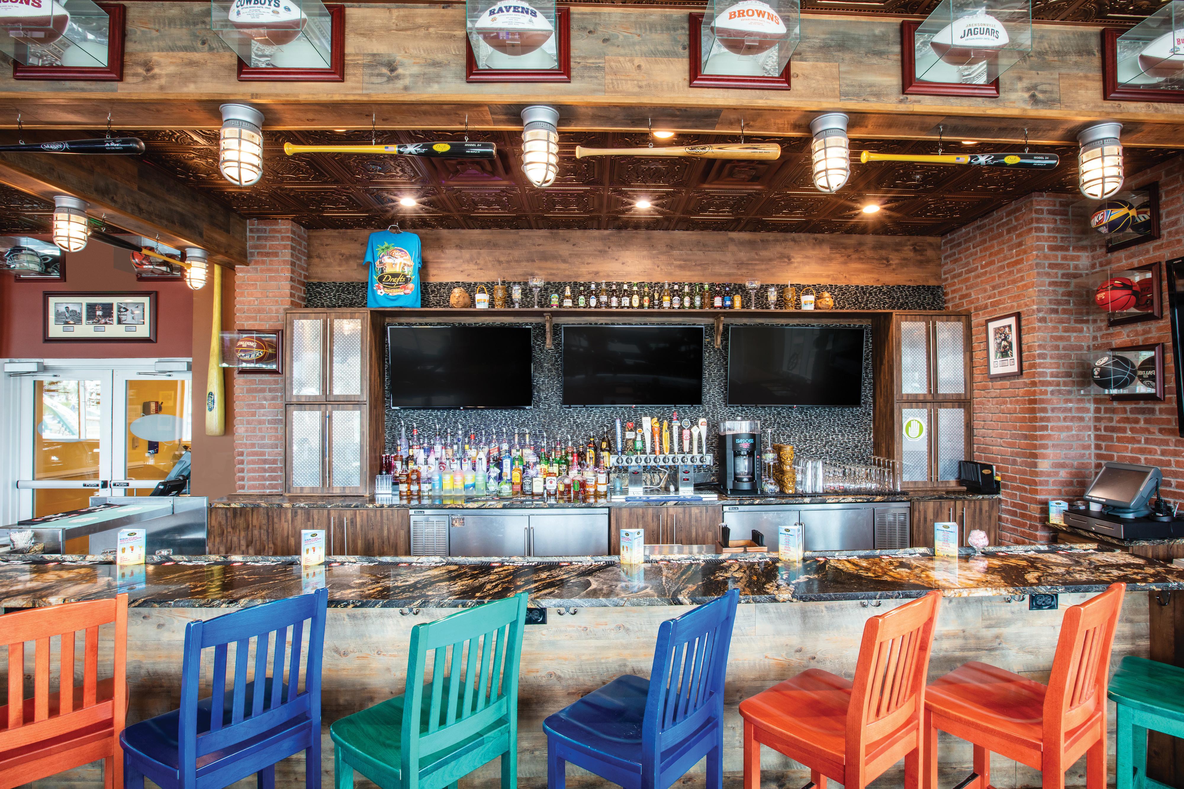 The Best Myrtle Beach Boardwalk Restaurants | Drafts Burger Bar