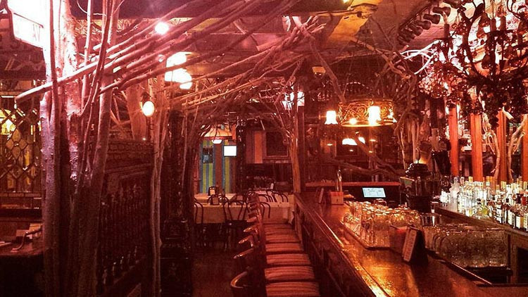 The 10 Best Christmas Decorated Restaurants Nyc Has To Offer